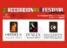 7° Accordion Art Festival & Contests