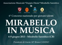6 Concorso Nazionale di Mirabello